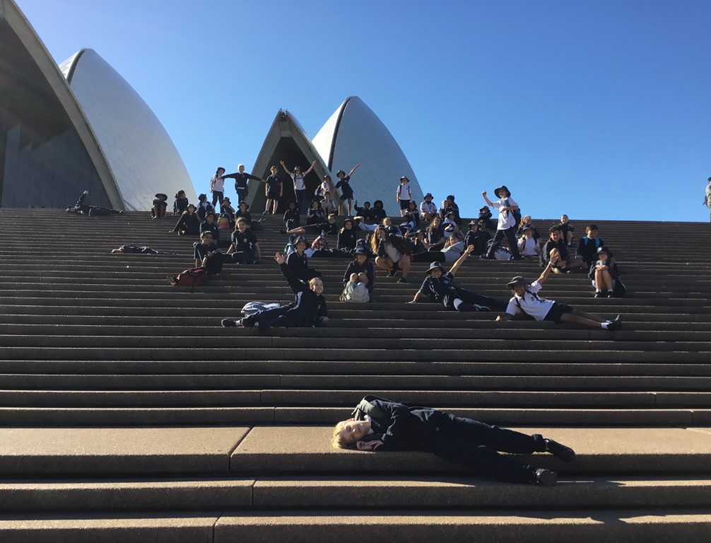 Sydney Excursion